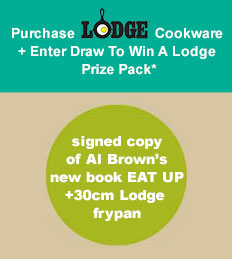 Win A Lodge Prize Pack