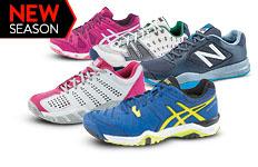 tennis footwear