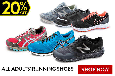 ALL ADULTS RUNNING SHOES