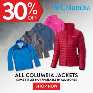 All Columbia Jackets
