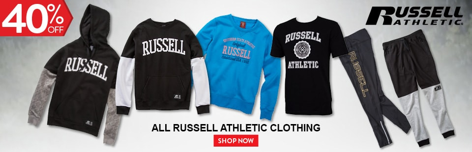 All Russel Athletic Clothing