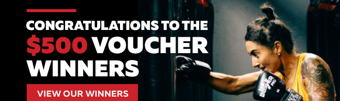 Congratulations to the $500 Voucher Winners - View Our Winners