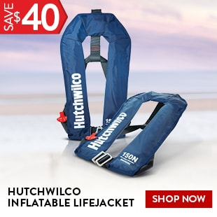 HUTCHWILCO INFLATABLE LIFEJACKET